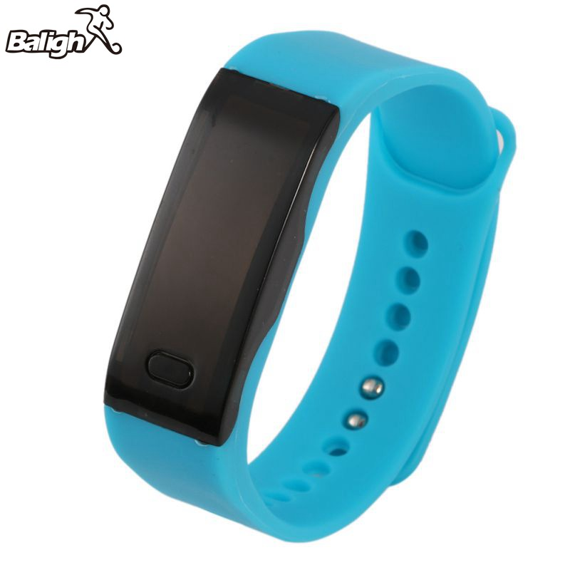 Digital watches Upgraded Version of the LED Watch Trendy Leisure Students Watches Children Bracelet Watch