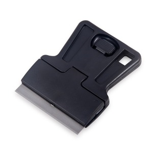 Image 5 - EHDIS 3pcs Auto Razor Scraper With Steel Knife Blade Vinyl Film Car Wrap Squeegee Cutter Window Tint Glue Sticker Remover Tools
