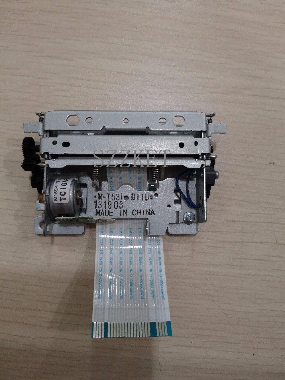 Nouvelle tête d'impression thermique originale de M-T53II d'imprimante thermique, tête d'impression d'imprimante de reçu pour la tête d'impression d'epson M-T53II tête d'impression de 58 MM