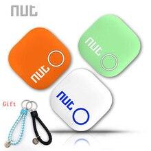 Смарт метка Nut 2 с Bluetooth трекером, устройство для поиска ключей от потери домашних животных, аварийный локатор, ценные вещи, подарок для ребенка (белый/зеленый/оранжевый)