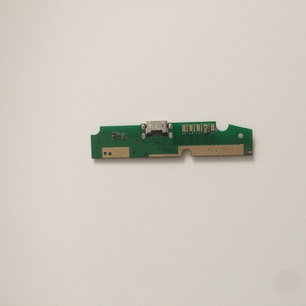 New USB Plug Charge Board For Oukitel K10000 5.5inch MT6735 Quad Core HD 1280x720 Free Shipping