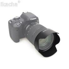 Ew-73d 67 мм Бленды для объективов ew73d лепесток baynet бленда объектива для Canon 80d 60D 70D 760d EF S 18- 135 мм f/3.5-5.6 IS USM