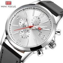 Купить с кэшбэком MINI FOCUS Wrist Watch Men Top Brand Luxury Famous Male Clock Quartz Watch Wristwatch Quartz-watch Relogio Masculino MF0084G