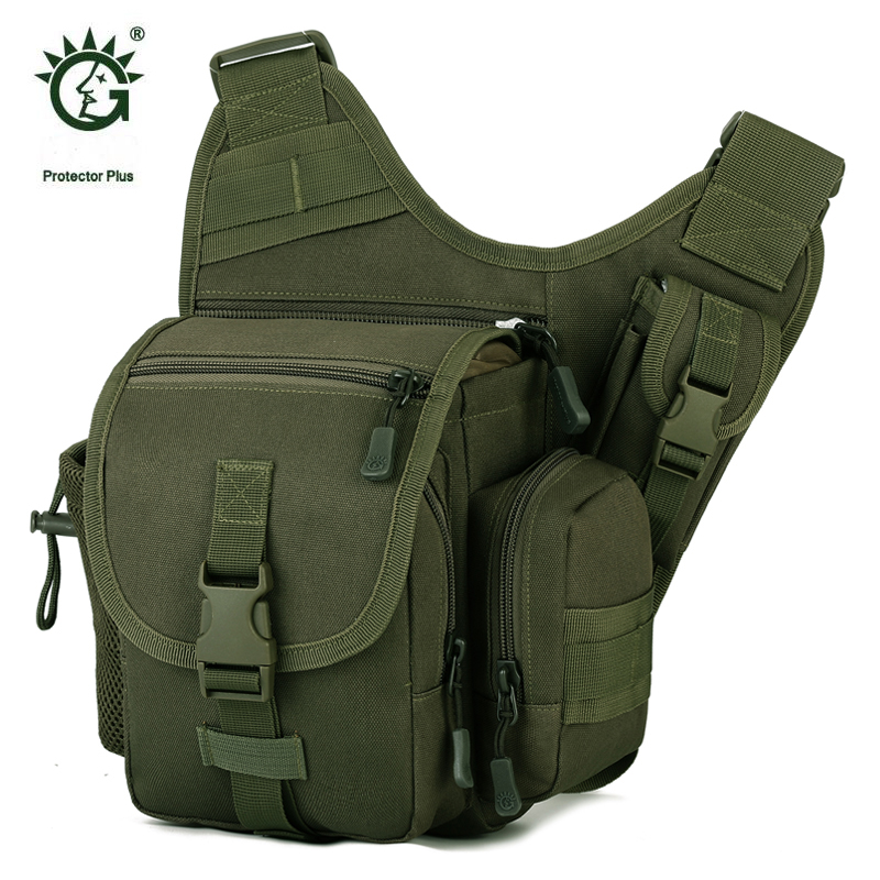 Famous Brand Outdoor Tactical Bag Pouch Shoulder Cycling Bags Nylon Military Tactical Moller Pouch Photography Sport Bag jinjuli nylon tactical pouch