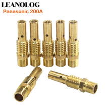 Welding Accessories 10 pcs Panasonic 200A MIG MAG Gun accessories/consumables MIG MAG link rod for the CO2 MIG welding machine цены онлайн