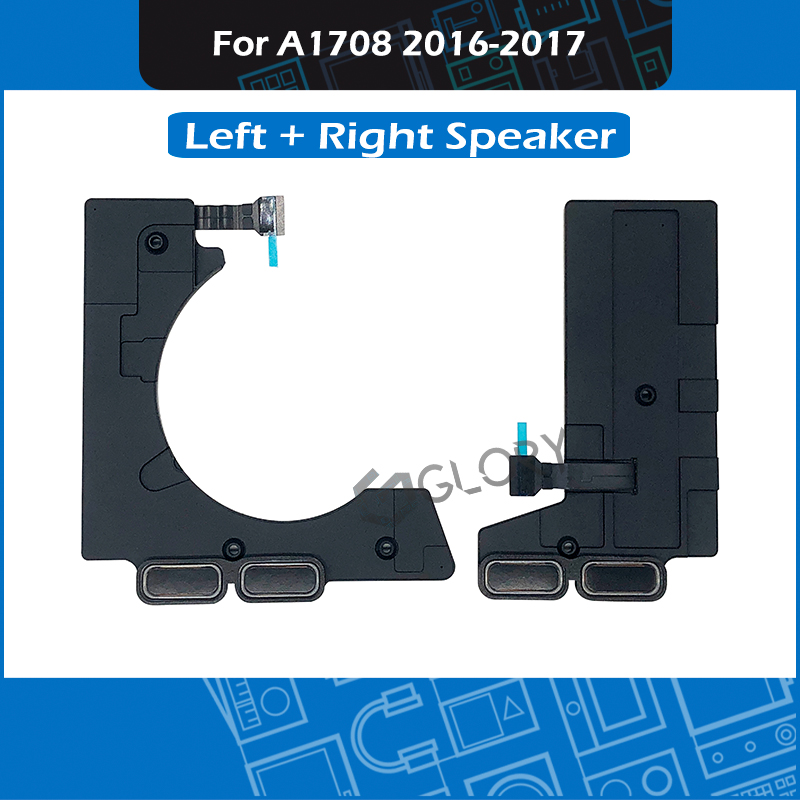 10pair/Lot A1708 internal Speaker for Macbook Pro Retina 13 A1708 Left and Right Speaker Replacement 2016 2017 MLL42 MPXQ2 image