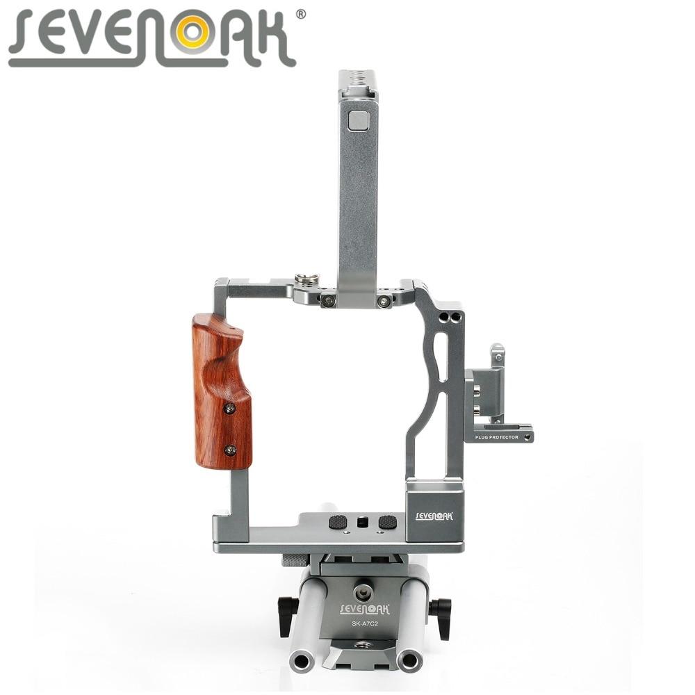 Sevenoak SK-A7C2 Professional Pro Cage Kit pro fotoaparáty Sony A7 - Videokamery a fotoaparáty