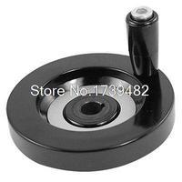10 X 80mm Back Ripple Hand Wheel W Revolving Handle