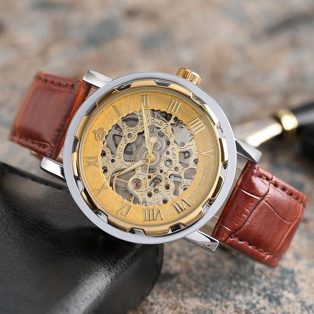 HTB1TRTsQVXXXXbAaFXXq6xXFXXXE - MG.ORKINA Mechanical Skeleton Watch for Men