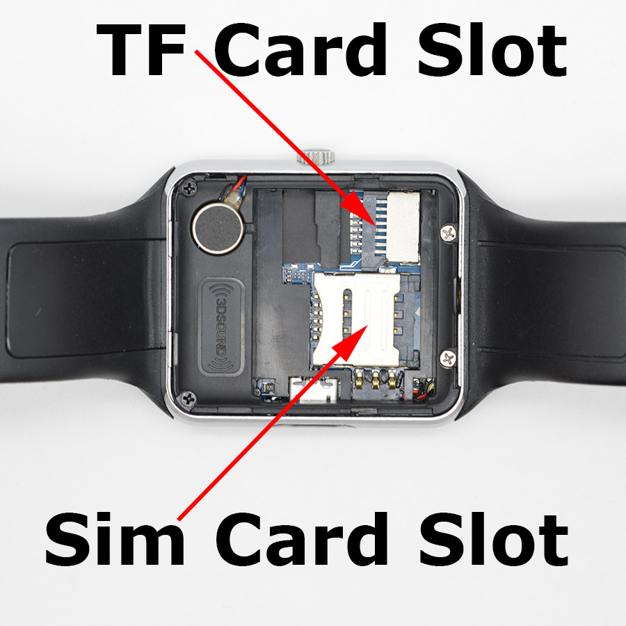 Camera Sim Card For Android Phones smart watch gt08 clock sync notifier support sim card bluetooth aliexpress com buy gv18 for apple
