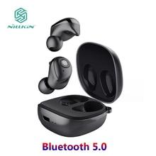 5.0 Bluetooth イヤホン行く ワイヤレスヘッドフォンイヤホンハンズフリー防水ヘッドフォンイヤゲーミングヘッドセット