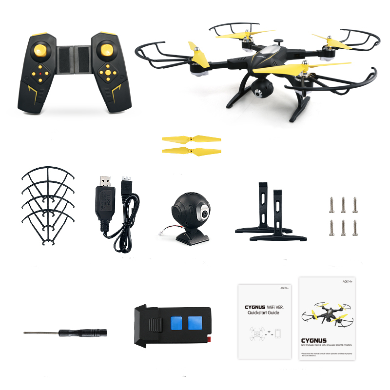 JJRC H39WH WIFI FPV With 720P Camera High Hold Mode Foldable Arm Mini Drone RC Drones FPV Quadcopter Helicopter RTF for Chrild newest apple shape foldable wifi fpv rc drone rc130 2 4g apple quadcopter with 6axis gryo with 720p wifi hd camera rc drones