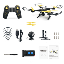 JJRC H39WH WIFI FPV With 720P Camera High Hold Mode Foldable Arm Mini Drone RC Drones FPV Quadcopter Helicopter RTF for Chrild