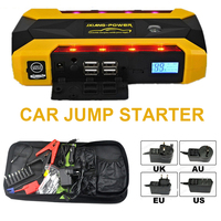 Portable Mini Multifunction AUTO Emergency Start Battery Charger Engine Booster Power Bank Car Jump Starter For