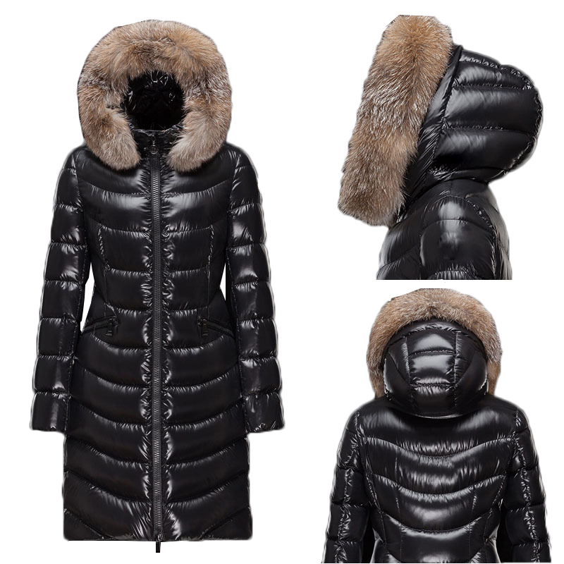 Women's   Down     Coats   girls warm   down   90% goose clothing winter jacket for girl children appropriate   down   jackets