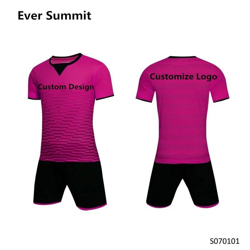 Jamais Sommet de Football Jersey 070101 de Football Vêtements Définit La  Formation Version Vierge Personnaliser Nom 6d1eea5b06562
