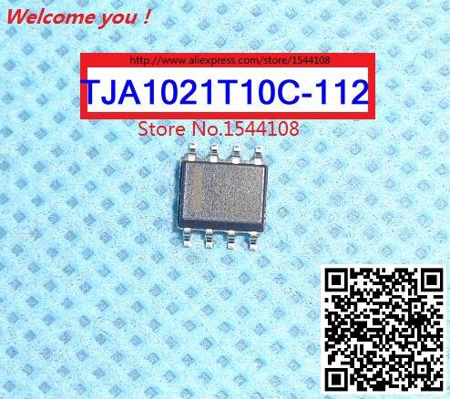 Origineel Tja1021t/10/c-112 Txrx Lin 2.1/sae J2602 8-soic Tja1021t 1021 Tja1021 10 Stks