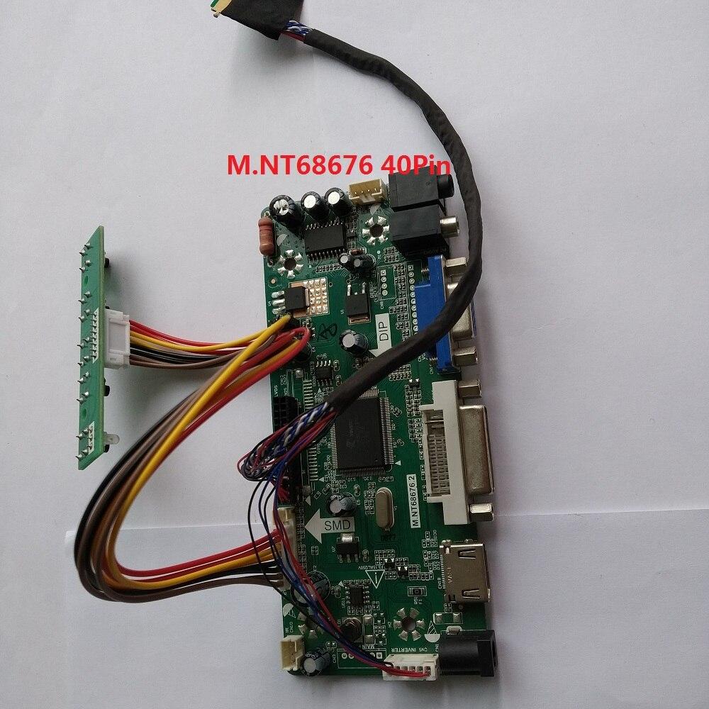 LCD LED screen Controller Driver Board kit for B173RW01 V.3 V3 TV+HDMI+VGA+USB