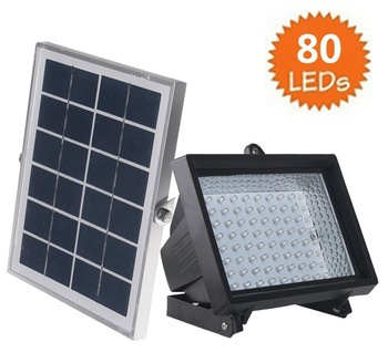 Здесь можно купить   80LEDs Light Sensor 5W Solar Panel Outdoor lighting Lawn Garden Road Pathway Driveway lamp 2pcs/lot Строительство и Недвижимость