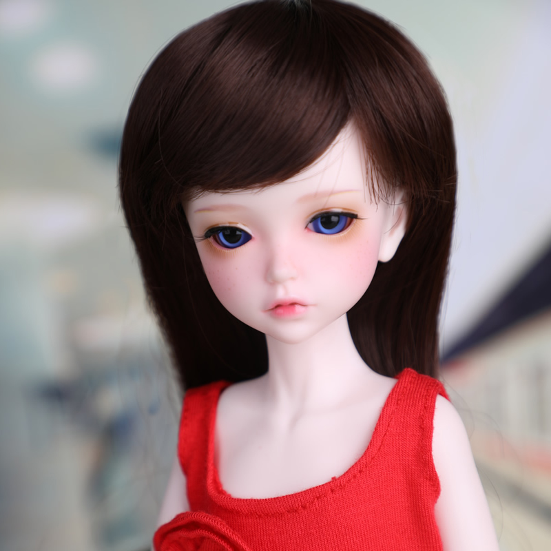 Free Shipping Fashion Style 1/6 BJD Doll BJD/SD Lonnie Resin Joint Doll For Baby Girl Birthday Gift Present кукла bjd dc doll chateau 6 bjd sd doll zora soom volks