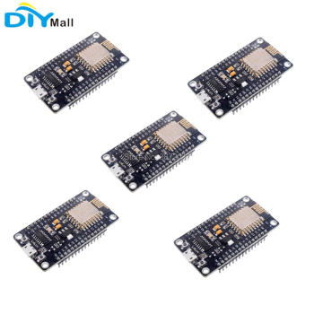 цена 5pcs/lot ESP8266 ESP-12E CH340G NodeMcu Devkit V3 4MB Flash Lua WiFi Development Board for Arduino онлайн в 2017 году