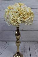2017 Hydrangea Peony Rose Wedding Road Lead Artificial Flower Ball Wedding Table Flower Centerpiece Flower Ball
