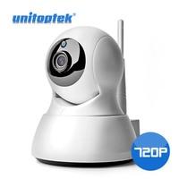 HD 720P 1 0MP WIFI IP Camera Wireless IR Cut Night Vision Two Way Audio PTZ