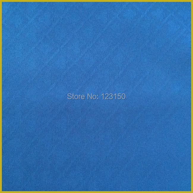 ZB-023-1 синий покерный стол Водонепроницаемый подходит скорость ткань, Ширина 1,5 м