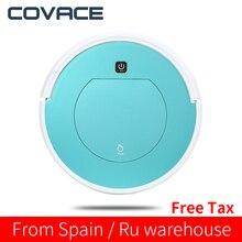 COVACE Robot aspiradora para casa filtro HEPA Filtro de polvo FR-6 mini Robot limpiador aparatos portátiles staubsauger