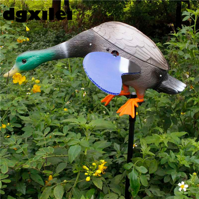 Hunting Duck Decoy 6V Motorized Duck Decoy With RemoteHunting Duck Decoy 6V Motorized Duck Decoy With Remote