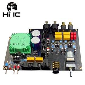 Image 2 - Tam Dengeli Giriş Tam Dengeli Çıkış kulaklık amplifikatörü Amp Düşük Bozulma