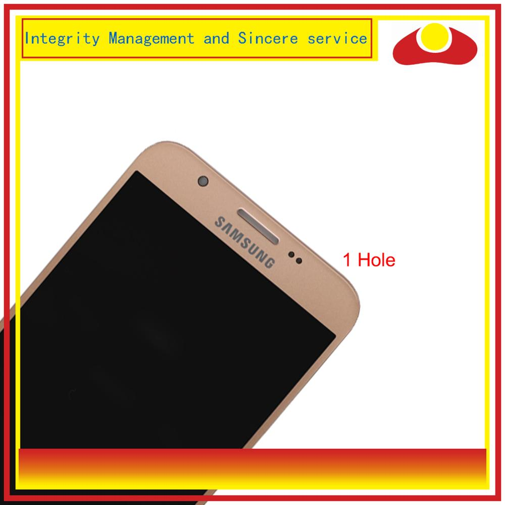 Image 2 - 50Pcs/lot For Samsung Galaxy J7 Prime G610 G610F On7 2016 G6100 LCD Display With Touch Screen Digitizer Panel Pantalla Complete-in Mobile Phone LCD Screens from Cellphones & Telecommunications