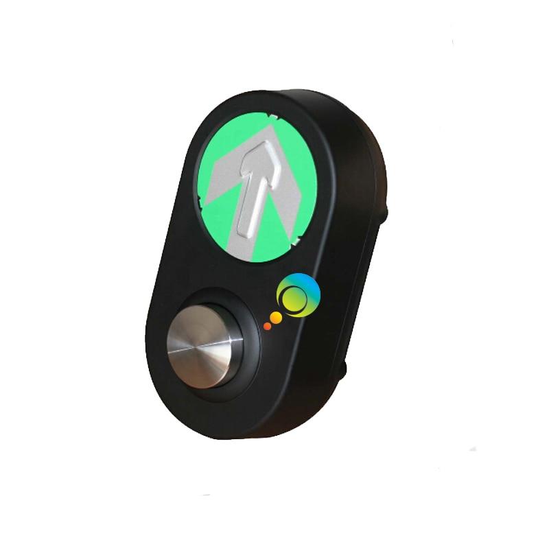 New Products Mini Crossing Road Arrow Guidance Pedestrian Traffic Light Button