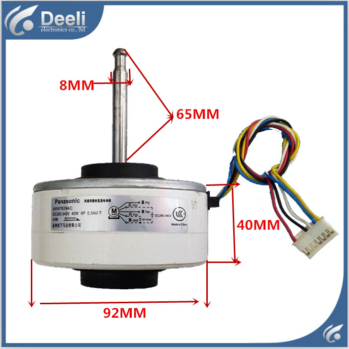 95% new good working for Air conditioner control board motor ARW7629AC DC280-340V on asle good working for air conditioner control board motor mp24ga5 12v motor 95