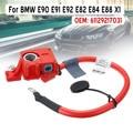 Автомобильный аккумулятор протектор провода кабель Линия 61129217031 положительного терминала для аккумулятора кабель для BMW E90 E91 E92 E82 E84 E88 X1