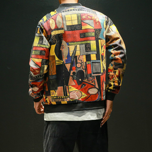 Zogaa Japan Style Hip Hop Bomber Jacket Men Clothing 2019 Japanese Streetwear Men Jacket Coat Slim Fit 5XL Men Jackets and Coats