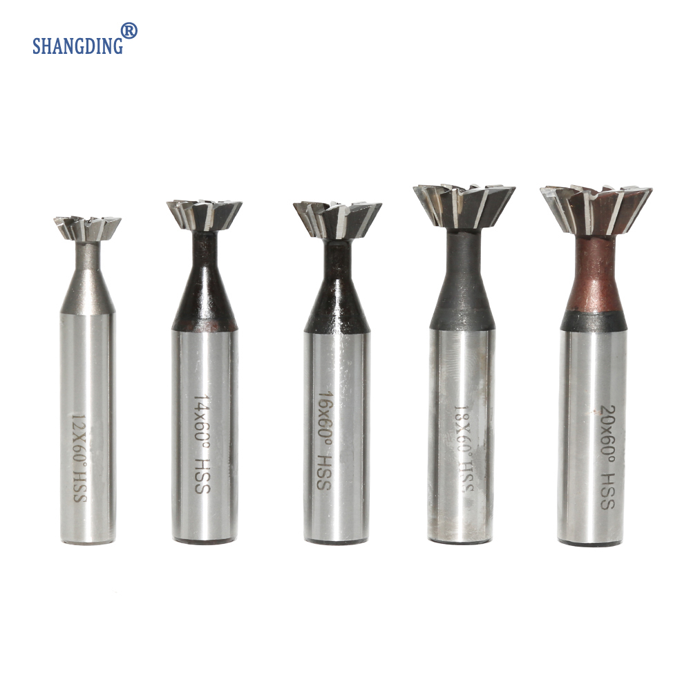 Brand New 1Pcs 12/14/16/18/2mm 60Degree HSS Straight shank HSS Dovetail Milling Cutter End Mill Smooth Cutting High Speed Steel белый кит сайра натуральная с добавлением масла 250 г