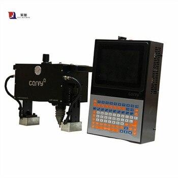Машинка для металлической маркировки игольчатая маркировка машина переносная маркировочная машина для Сталь станок для отметок