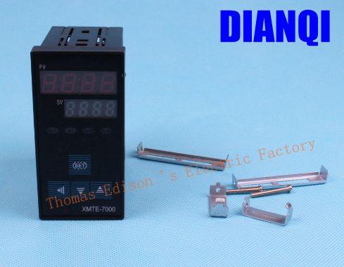 RKC temperature controller thermostat XMTE-7000 better than temperature controller / thermostat 0-1300 degree 220v SSR device  цены