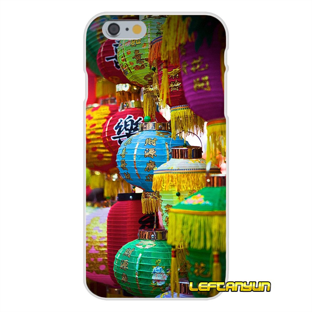 For Samsung Galaxy S3 S4 S5 MINI S6 S7 edge S8 S9 Plus Note 2 3 4 5 8 Transparent TPU Cases Hong Kong Sunset Skyscraper City Bay