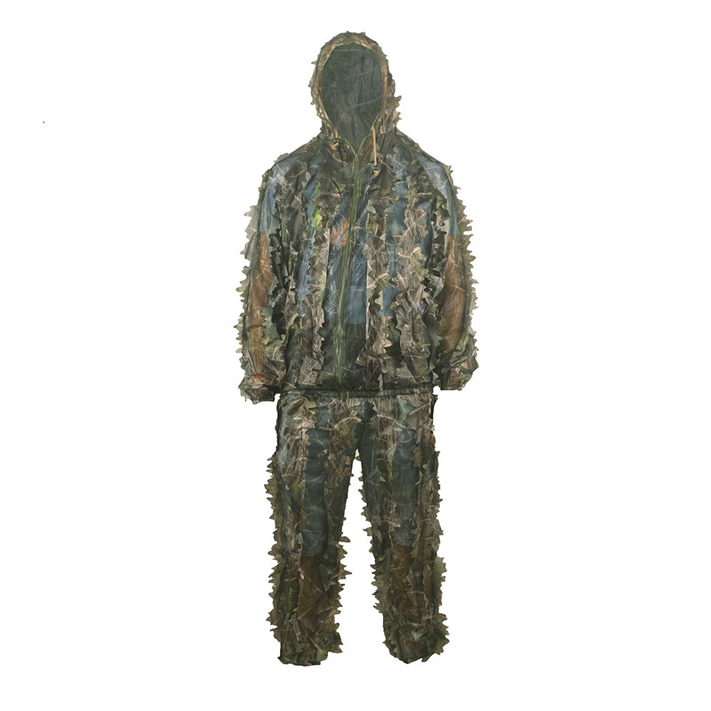 ФОТО Military Camouflage Ghillie Suit Hunting Clothing Camouflage Shade Cloth TACTICAL GHILLIE Suit Camouflage Hunting Shade Cloth