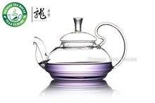 Klarglas Chinesische Teekanne 500 ml 16,9 unze B-279M