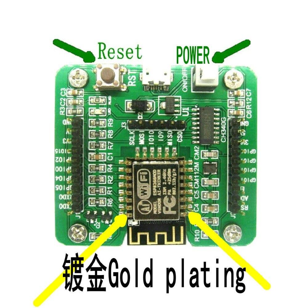 DIY ESP8266 Grenouille Conseil. Frogo Pins! ESP-12E/12F Développement Conseil MINI ESP8266 Downloader esp8266 nodemcu.