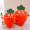 Frutas Peluche Legumes Brinquedo Plush Fruits Vegetables Toys Stuff Carrot Soft Toy Radish Expression Pillow Doll Plush Toys
