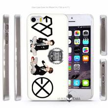 EXO Phone Cases for iPhone (4 4s 5 5s SE 5C 6 6s 7 Plus)