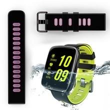 Nueva Llegada Sport MTK2502 GV68 Reloj Inteligente Bluetooth Profesional A Prueba de agua Deportes Heart Rate Monitor Podómetro Del Reloj