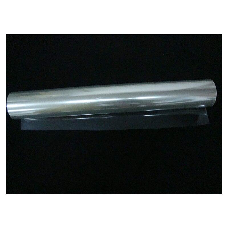 Eco Solvent Transfer Film  Transparent Color Adhesive Vinyl 0.5m*30m Roll Size