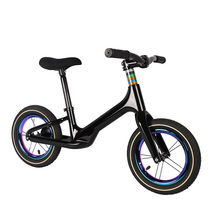 a8291bbe8e27d8 Pedale-meno Equilibrio I Bambini Imparano a Camminare bilanciamento del  carbonio Della Bici Della Bicicletta Per 2 ~ 6 Anni I Ba.