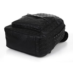 Image 3 - TEXU Daily Backpack Punk Skull Imprint Backpacks College School Bags