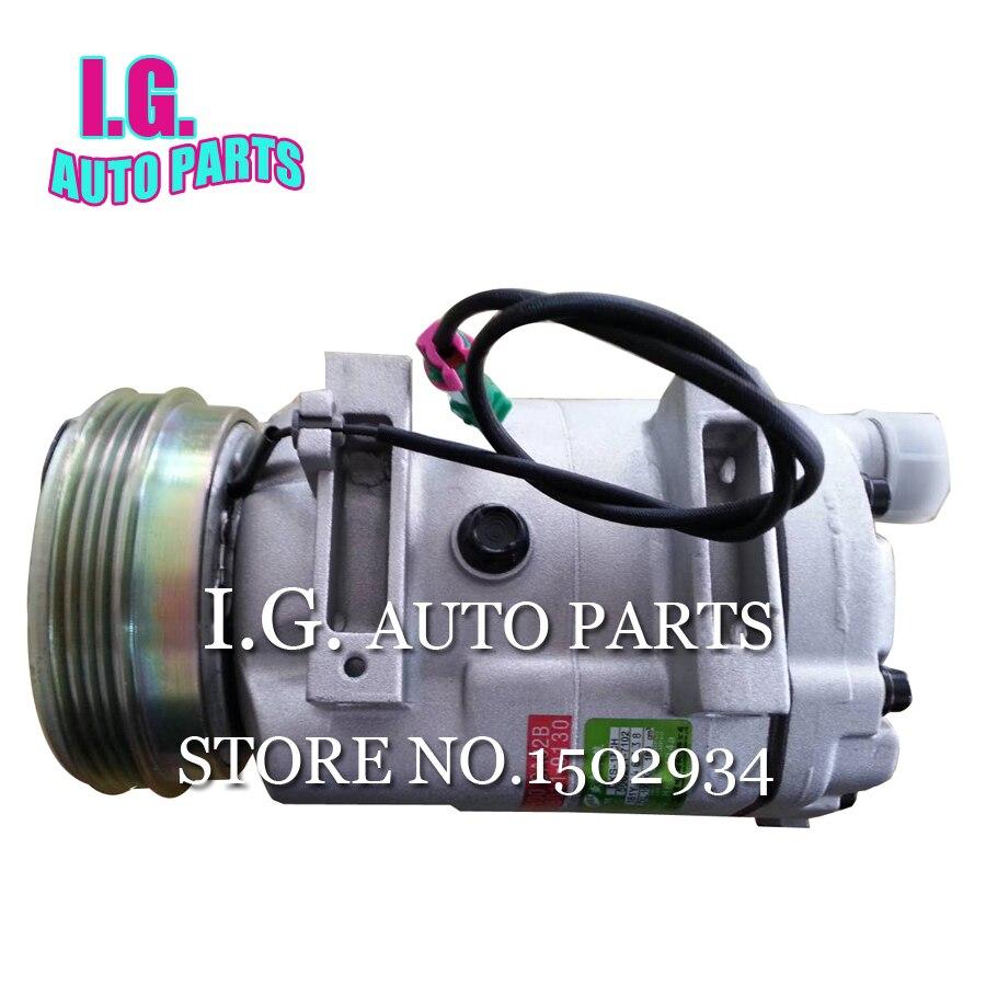 Zexel DCW17 VW Passat diesel ac compressor for Car Audi A4 A6 8D0260805D 8D0260805M 8D0260805 506031 03818D0 260 805 D